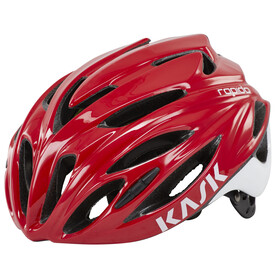 Kask Rapido Bike Helmet red